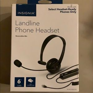Insignia headsets